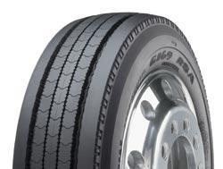 G169 RSA Tires